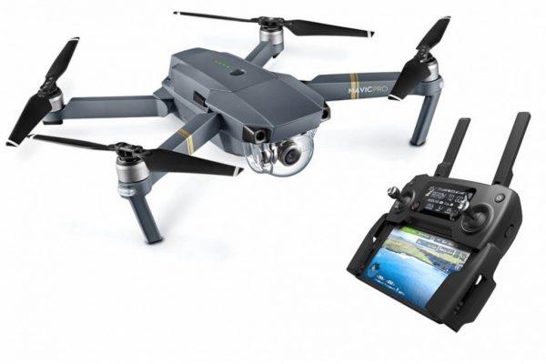 Dji mavic pro, el dron plegable que incorpora grabación 4k