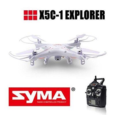 Syma x5c análisis y todo acerca de este dron