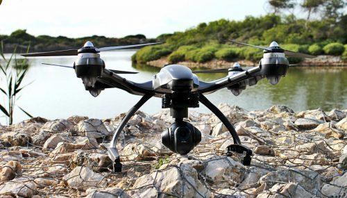 drones con 4k
