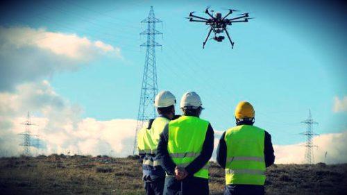 drones profesionales con camara