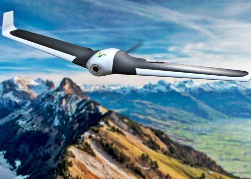 drones de ala fija