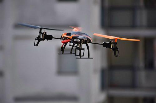 Drones baratos con cámara