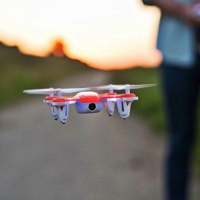 Drones amateur con cámara