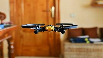 Micro drones con cámara