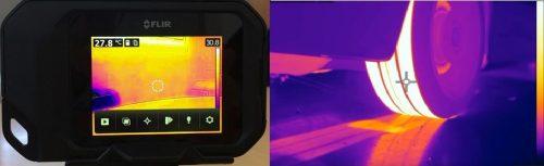 diferencia camara termica y camara termografica