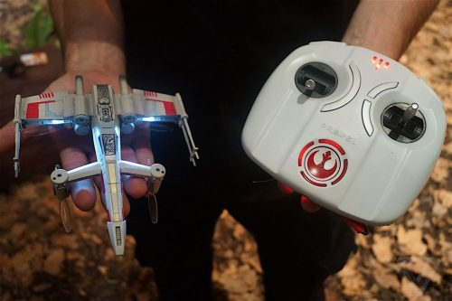 x-wings drone