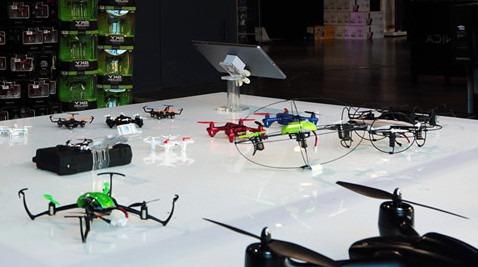 drone tienda